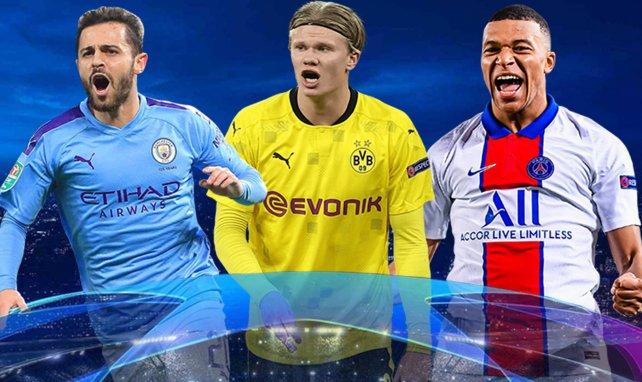 Ligue des Champions : l'équipe type des 1/8es de finale aller