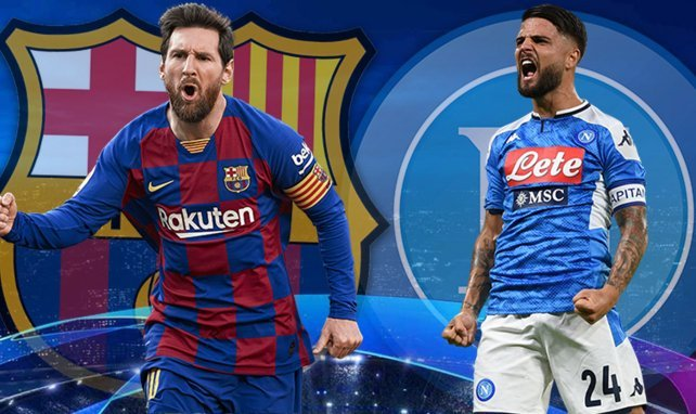 FC Barcelone-Naples : les compositions officielles !