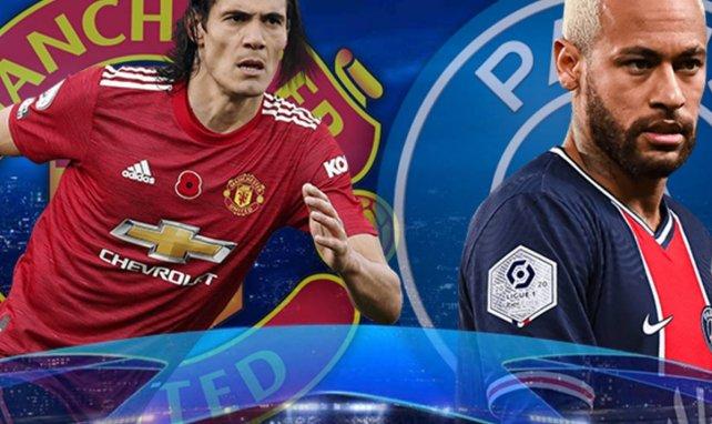 Manchester United-PSG : les compositions officielles