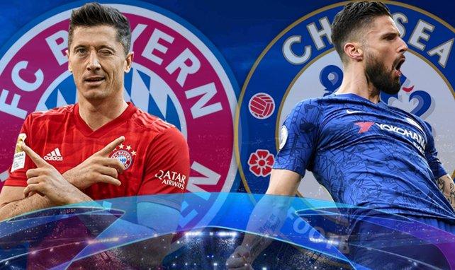 LdC : les compos probables de Bayern-Chelsea