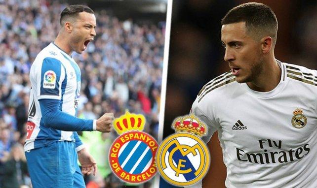 Les compos probables de Espanyol-Real Madrid