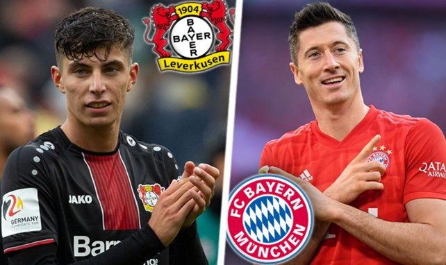 Bayer Leverkusen - Bayern Munich : les compositions probables