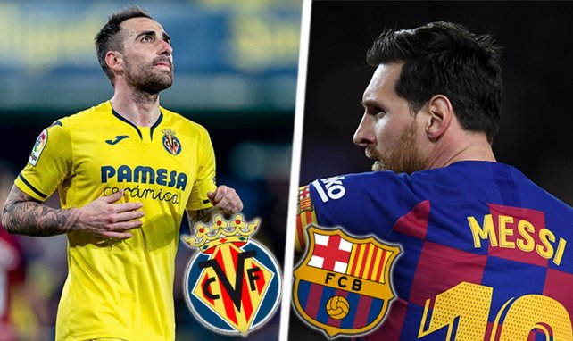 Villarreal-FC Barcelone : les compositions officielles !