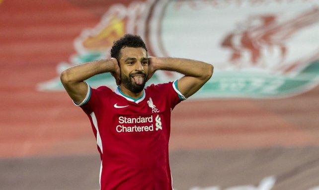 Mohamed Salah a inscrit un petit bijou face à Newcastle