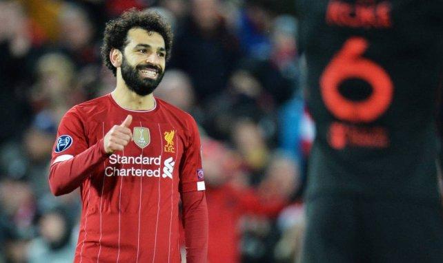 Mohamed Salah est une superstar en Égypte