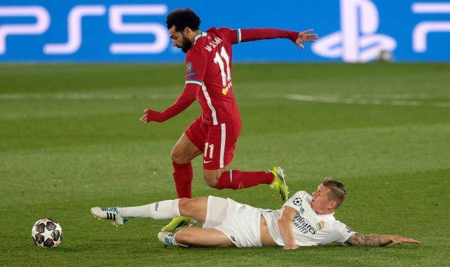 LdC : le Real Madrid élimine Liverpool et verra les demi-finales