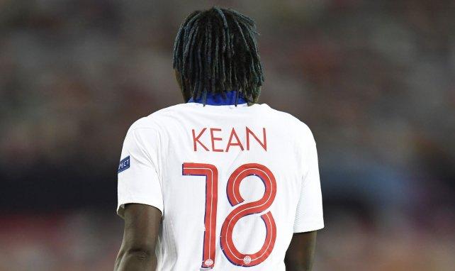 CdF, PSG : la réaction à chaud de Moise Kean