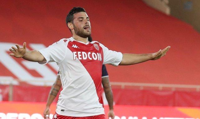 Kevin Volland ouvre le score pour Monaco !