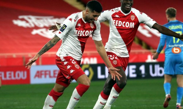AS Monaco-Olympique de Marseille : les notes du match