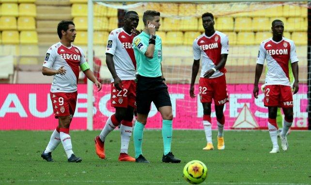 Monaco face au Stade de Reims