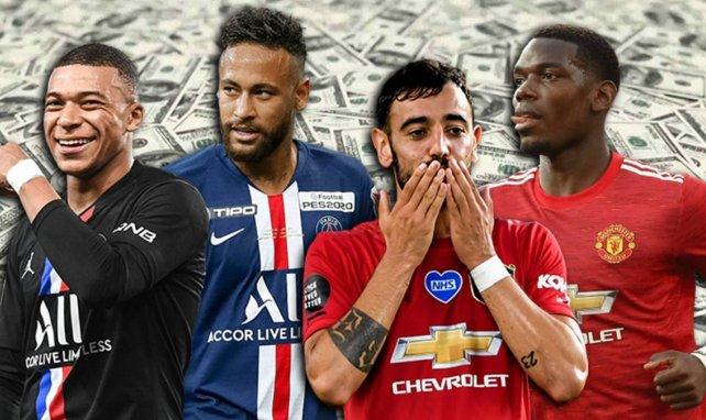 Paris SG-Manchester United : une affiche qui vaut de l'or