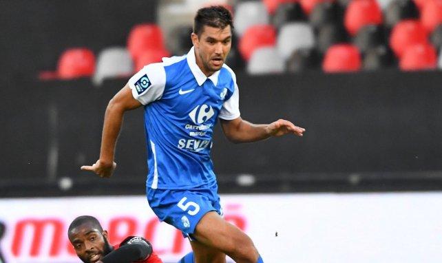 Grenoble : ça bouge pour Adrien Monfray !