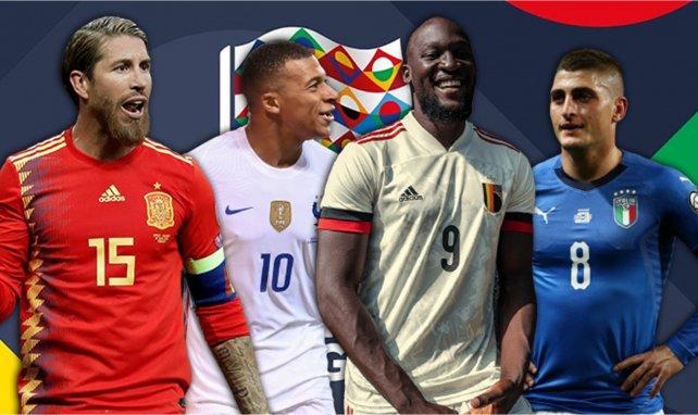Ligue des Nations : l'équipe de France défiera la Belgique lors du Final Four