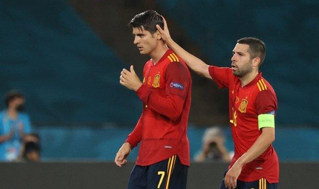 Euro 2020, Espagne : Alvaro Morata prend cher