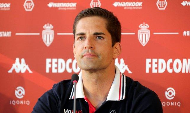 Robert Moreno n'est plus entraîneur de Monaco — Officiel