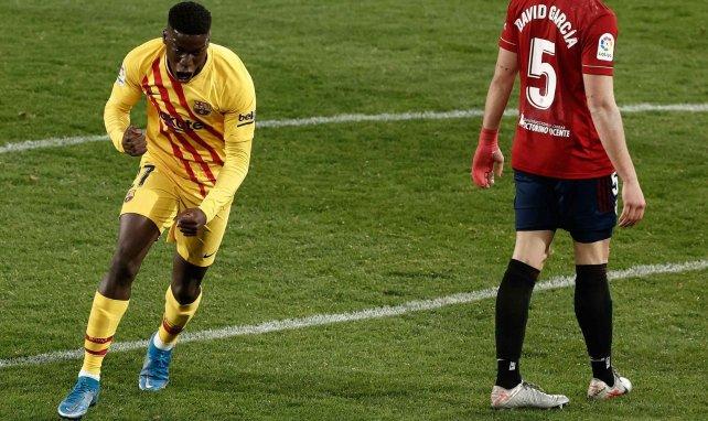 FC Barcelone : Ilaix Moriba a des touches en Angleterre