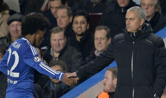 José Mourinho adore Willian mais le trouve trop cher