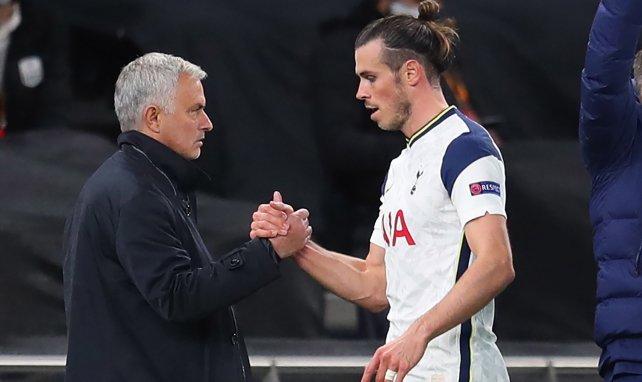 Tottenham : José Mourinho ne voulait pas de Gareth Bale