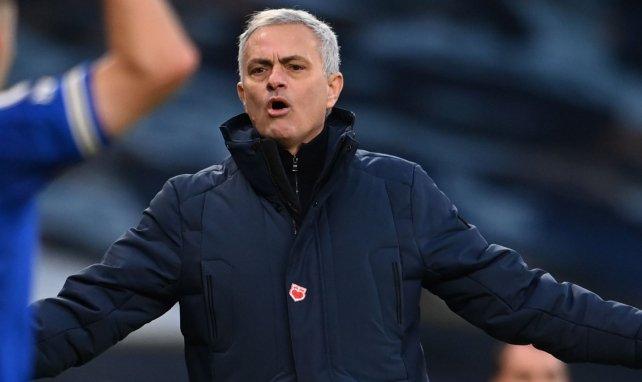 Tottenham : l'aventure de José Mourinho a tourné au fiasco