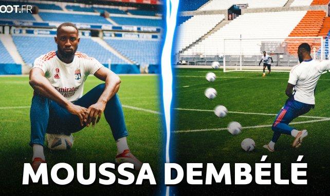 La leçon de frappe de Moussa Dembélé
