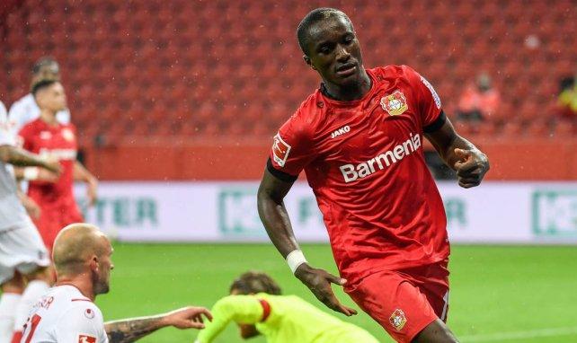 Bayer : Moussa Diaby plébiscité