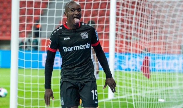 Everton prend la température pour Moussa Diaby
