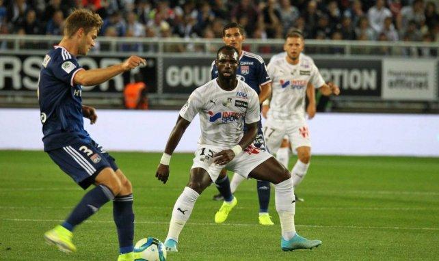 Moussa Konaté signe à Dijon
