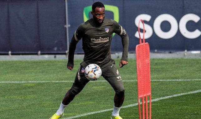 L'Atlético de Madrid ne veut pas risquer la santé de Moussa Dembélé