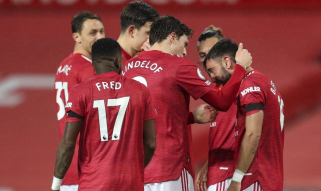 Premier League : Manchester United s'en sort contre West Bromwich