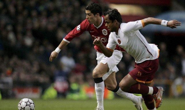 Ronaldo prend le dessus sur Mancini