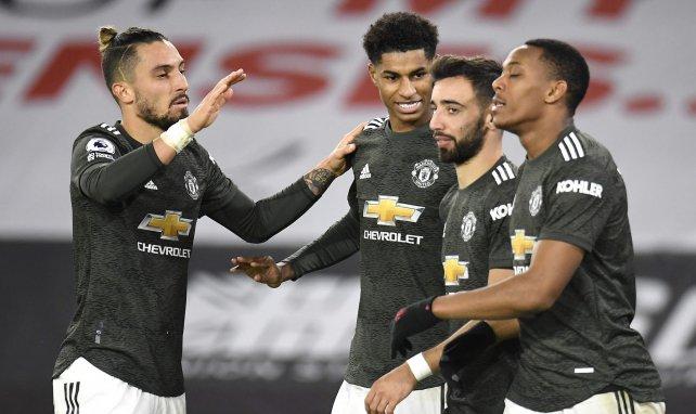 Manchester United a placé 9 joueurs sur la liste des transferts pour financer son énorme mercato