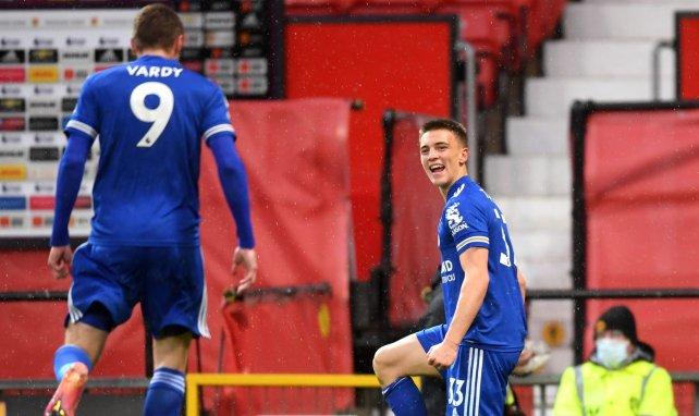 Premier League : Leicester se rapproche de la Ligue des Champions en battant Manchester United
