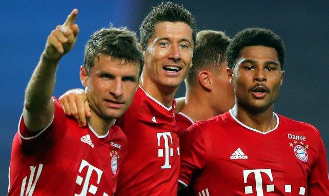 Thomas Müller sous le maillot du Bayern Munich