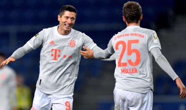 LdC : quand Thomas Müller traite les joueurs de l'Atlético de brutes