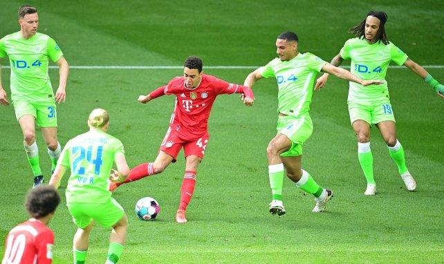 Bundesliga : le Bayern Munich enchaîne à Wolfsbourg et réalise un gros coup, Francfort sombre contre Gladbach