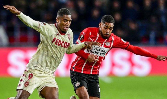 LIVE : Monaco s'impose sur le fil contre le PSV