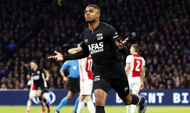 Mercato : Séville concurrence Barcelone et Arsenal pour Myron Boadu