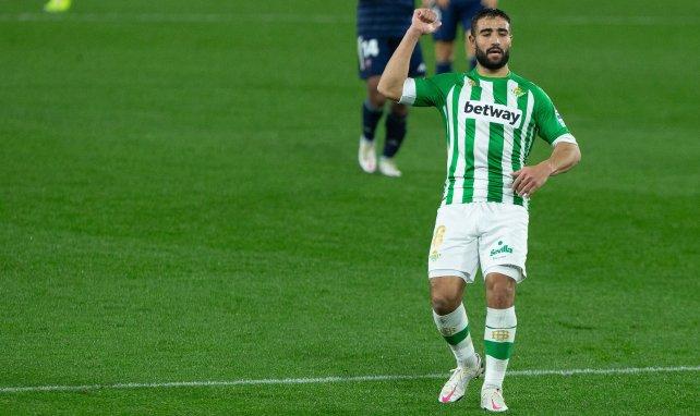 Betis : Nabil Fekir s'inspire de Zidane et Ben Arfa