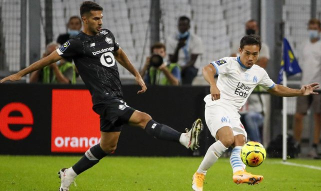 Ligue 1 : pas de vainqueur entre l'OM et le LOSC
