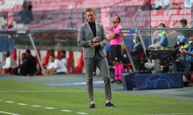 PSG-RB Leipzig : le coup de sang de Julian Nagelsmann