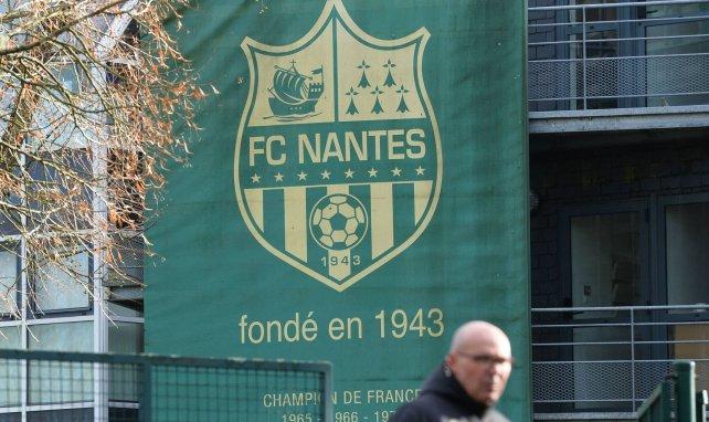 Les locaux du FC Nantes