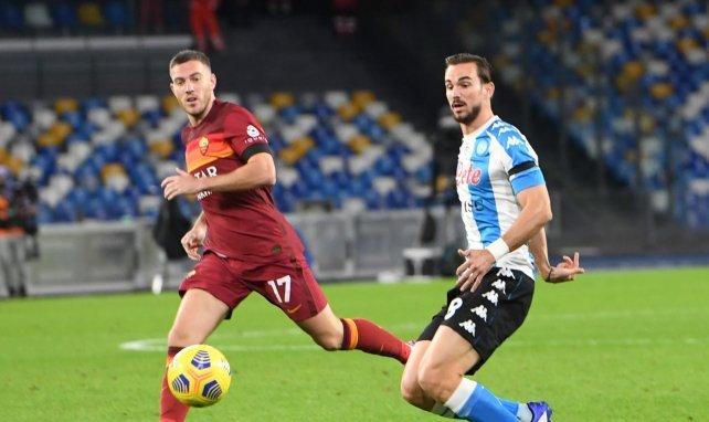 Serie A : Naples ne fait qu'une bouchée de l'AS Roma