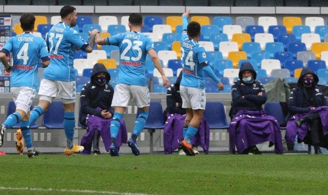 Serie A : le Napoli explose la Fiorentina