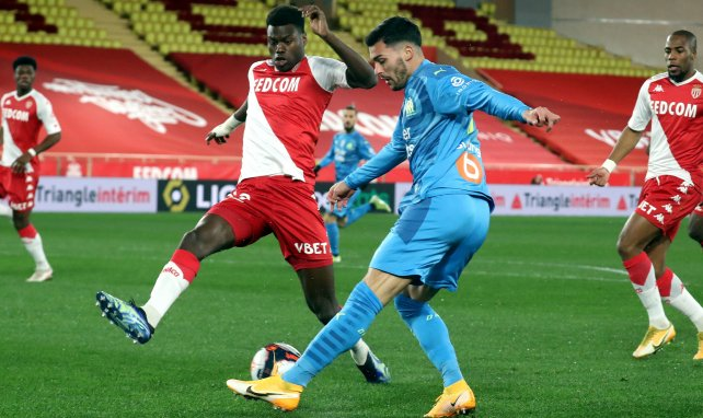 Ligue 1 : l'AS Monaco renverse l'OM