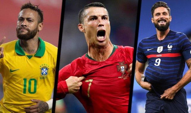 Neymar, Cristiano Ronaldo, Olivier Giroud : qui fera tomber les records cet été ?