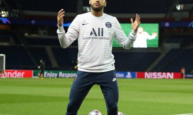 PSG : le Barça ne lâche pas l'affaire pour Neymar !