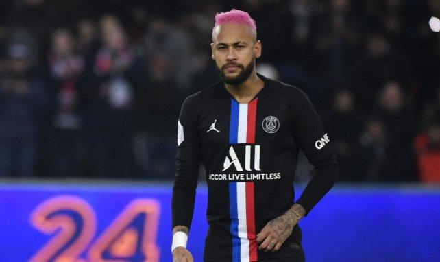 Quand Neymar insulte violemment son nouveau beau-père