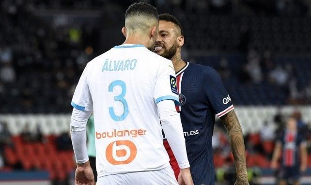 Incident Neymar-Alvaro : le PSG va utiliser une analyse brésilienne à charge contre Alvaro