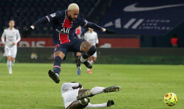 Neymar et le PSG tenus en échec par Bordeaux