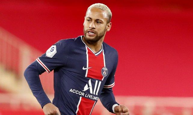 PSG : une année supplémentaire en option dans le contrat de Neymar
